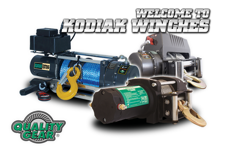 Welcome to Kodiak Winches